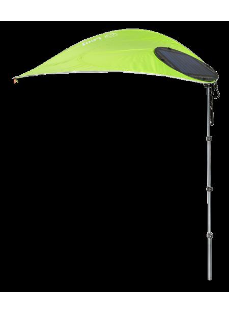 Limited Edition Black Leaf - Sun Leaf