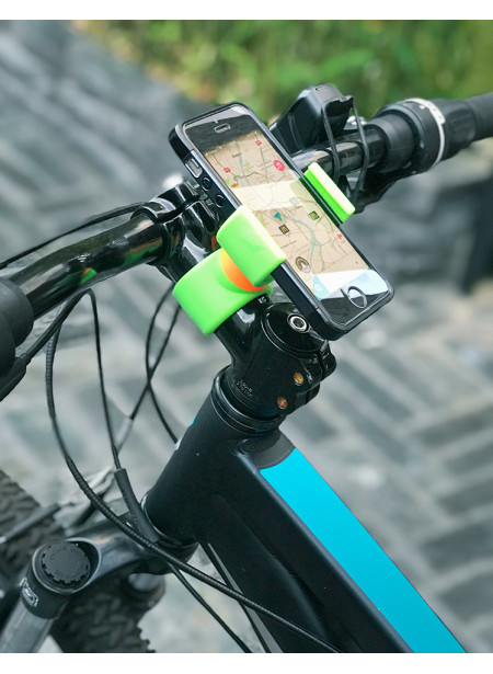 Поддръжка на клип смартфон