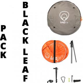 Black Leaf : Eguzkitako parasola