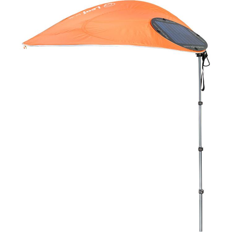 Black Sun Leaf : ombrellone ed energia mobile