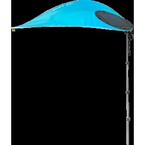 Black Sun Leaf : Parasol et Energie nomade