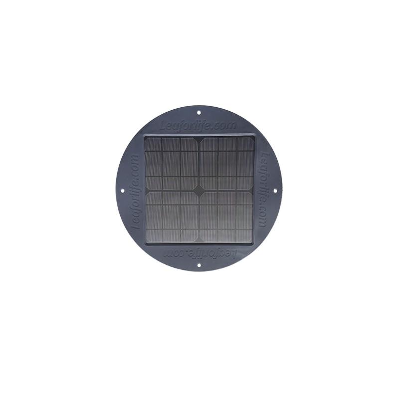 panneau solaire nomade leaf for life 16w prot g avec 2 ports usb 5v. Black Bedroom Furniture Sets. Home Design Ideas