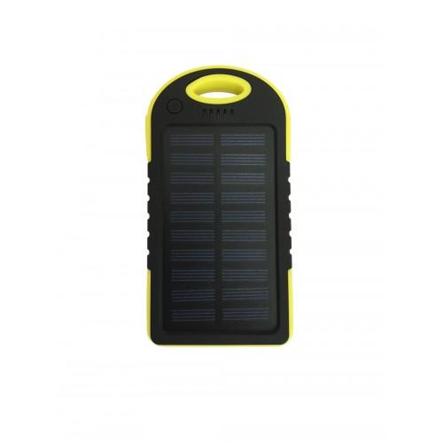 3 en 1 : Batterie / Lampe LED / Solaire