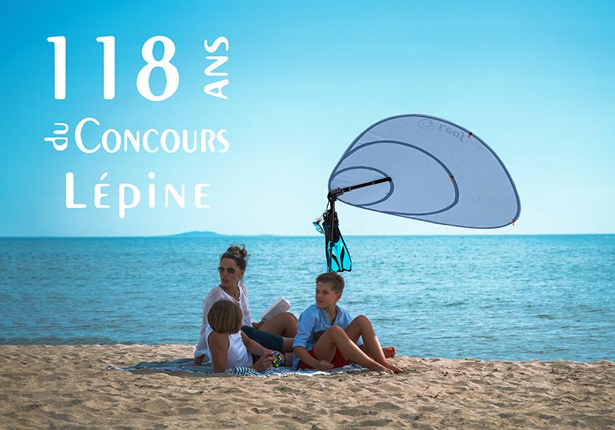 Retrouvez Leaf for life à la foire de Paris pour le concours Lépine du 27 avril au 08 mai 2019.